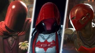 Evolution Of Red Hood In Games In 4 Minutes (2019)