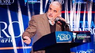Fernando Vilella - Director Simposio Internacional de la Facultad de Agronomía de Buenos Aires