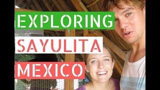 Sayulita, Mexico: A Magical Hippie Yoga Town // Life in Puerto Vallarta Vlog