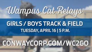Wampus Cat Relays | Track & Field