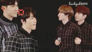 [Part43] HaeHyuk/EunHae sweet moments - Jealousy