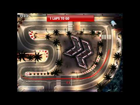 DrawRace 2 - iPad 2 - NZ - HD Gameplay Trailer - Gold Run - Part III/III