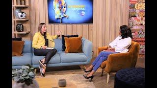 Nana Atta & Eva Mazza | Afternoon Express | 8 March 2019