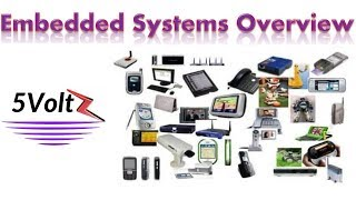 1. Embedded Systems Overview | Embedded Systems Tutorial in Hindi