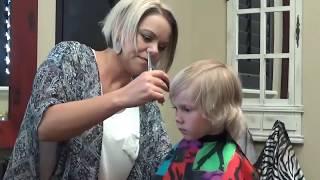 (Little Boys Hairstyles) Boys Medium Haircuts