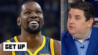Kevin Durant can make an extra $57M in free agency and still ask for a trade – Windhorst | Get Up
