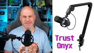 Trust Onyx (GXT 255+)   guter Klang mit klasse Ergonomie & Flexibilität zum fairen Preis
