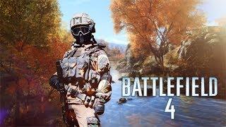 Battlefield 4 Russian assault loadout/Cosplay