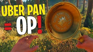 Uber Pan = OP! - Cuisine Royale Funny Moments