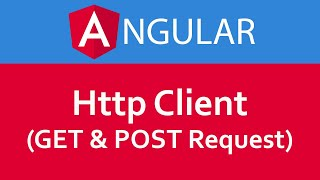 Angular 6/7/8/9 Tutorial in Hindi #21 Http Client - Get and Post Request