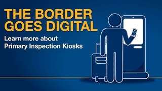 Coming soon to YVR Canada Border Services Agency is modernizing the border