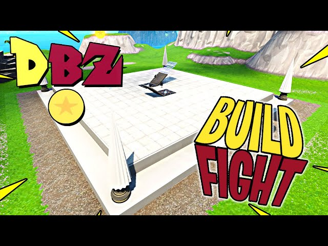 DBZ - BUILD FIGHT