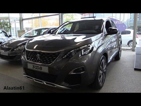 Peugeot 3008 2017 In Depth Review Interior Exterior