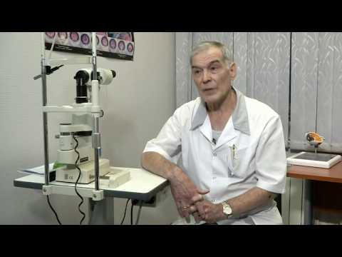 От чего у человека глазное давление