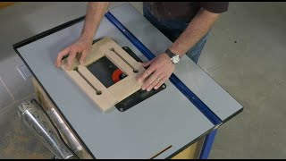Making A Craftsman-Style Picture Frame - No Miters!