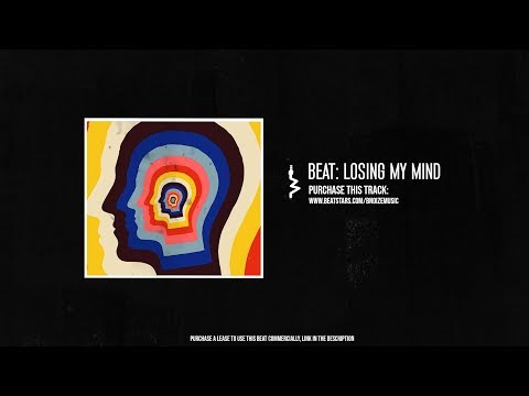 """Losing My Mind"" – Jazz BoomBap Beat/ Old School HipHop Instrumental (B Noize)"