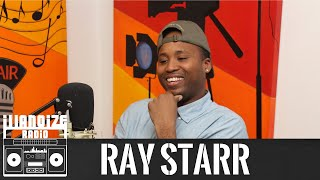 Ray Starr talks being a noname, and how it is being new on the music scene | iLLANOiZE Radio