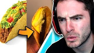 Taco Of Disappointment (Expectation Vs Reality #6)