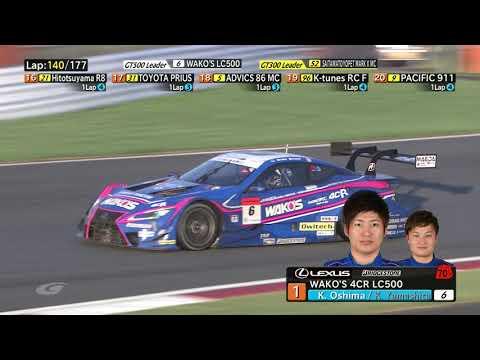 スーパーGT第5戦富士500マイルレース レース実況動画 PART18