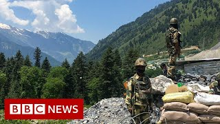 """At least 20 Indian soldiers were killed in a clash with Chinese forces in a disputed Himalayan border area, Indian officials say.  The incident follows rising tensions, and is the first deadly clash in the border area in at least 45 years.  The Indian army initially said three of its soldiers had been killed, adding that both sides suffered casualties.  But later on Tuesday, officials said a number of critically injured soldiers had died of their wounds.     China and India have accused each other of provoking fighting in which at least 20 Indian soldiers were killed in a disputed Himalayan border area.  Soldiers reportedly brawled with sticks, bats and bamboo sticks studded with nails in the late-night confrontation in the Ladakh region on Monday.  However, no shots were fired.  India's army said that both sides suffered casualties. China confirmed the incident but did not give details.  The Indian statement notes that injured soldiers were """"exposed to sub-zero temperatures in the high altitude terrain"""".   #BBCOS #BBCOutsideSource   Please subscribe HERE http://bit.ly/1rbfUog"""