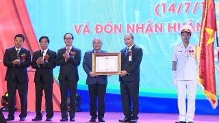 Thủ Tướng Dự Lễ Kỷ Niệm 50 Năm Ngày Thành Lập Bệnh Viện Nhi Trung ương