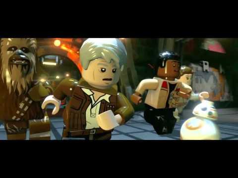 Видео № 0 из игры LEGO Звездные войны: Пробуждение Силы [Wii U]