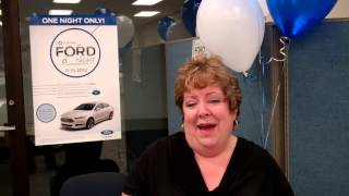 Balise Ford Wilbraham Ford Fusion