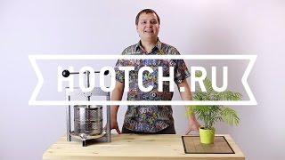 Соковыжималка ручная СВР-01 пресс для сока от компании Интернет-магазин САЛЛИ. BY - видео