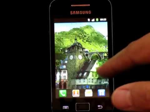 Video of Village LITE Live Wallpaper