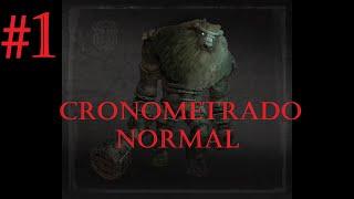 Coloso #1 - Ataque Cronometrado (Normal) - Shadow of the Colossus PS4 HD