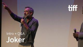 [SPOILERS] JOKER Director Q&A | TIFF 2019