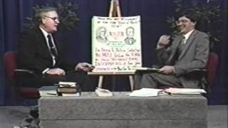 """CHRISTIAN ANSWERS TOPICAL VIDEO: CAMPBELLISM CULT - """"CHURCH OF CHRIST,"""" """"DISCIPLES OF CHRIST,"""" ETC"""