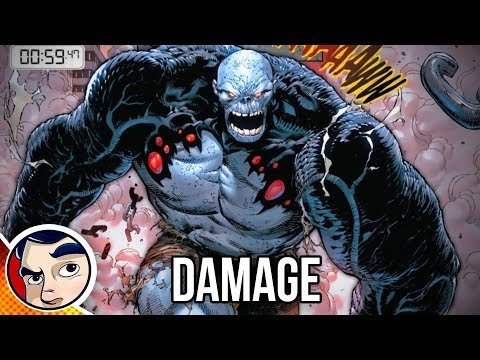 """Damage (DC's Hulk) """"Out of Control"""" – Complete Story"""