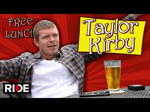 Taylor Kirby Talks ETN Staples Hubba, Circa in South America & Deathwish - Free Lunch