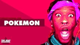 'POKEMON' Dope Trap Beat Instrumental 2017 | Hard Rap beat Hiphop Freestyle Trap Type Beat | Free DL