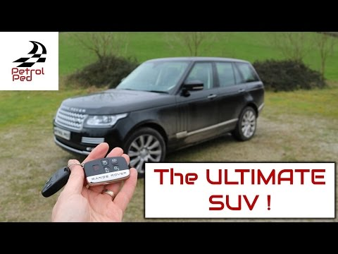 Living with a Range Rover Autobiography - THE best SUV in the World !