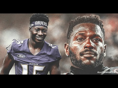 Antonio Brown to Baltimore?