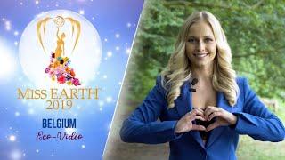 Caro Van Gorp Miss Earth Belgium 2019 Eco Video