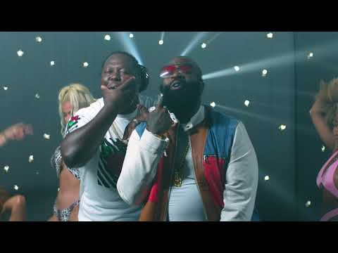 "OBAS & Rick Ross - ""Hug The Streets (remix)"""