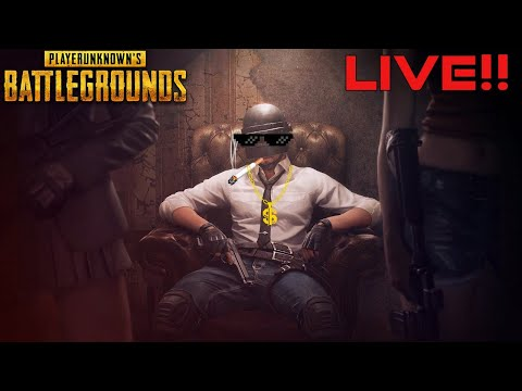 PUBG THUG CHILL | PUBG| NUB GAMEPLAY PUBG PC With TIGER