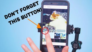 How To Post Your Videos The Full Size To Instagram ~ Social Video Posting Tips