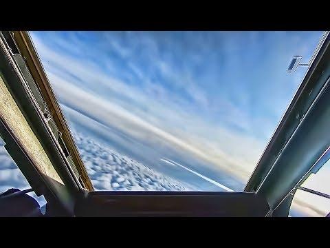B-52H Bomber • Takeoff & Landing • Cockpit Clouds
