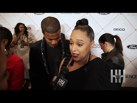 Tia Mowry-Hardrict On Staying Active During Pregnancy