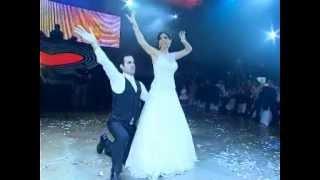 Our wedding dance - tango,waltz,Georgian,Persian,cha cha