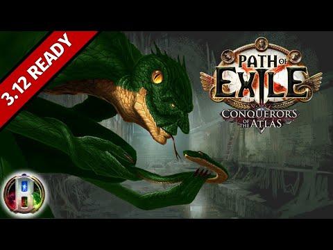 Path of Exile 3.9 - Cobra Lash Build - Assassin Shadow - Metamorph poe 2019