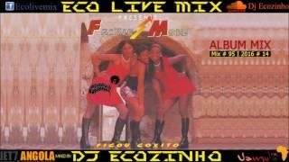 Female Move   Ficou Coxito (1996 ) Album Mix 2016   Eco Live Mix Com Dj Ecozinho