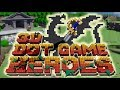 3d Dot Game Heroes ps3 Part 1 Grass Temple Completed