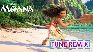 "(Officialz) Disney's MOANA Music Video - Loimata e Maligi by Te Vaka ""Let the Tears fall down"""