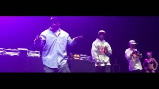 "BIG SYKE - 2PAC ""PICTURE ME ROLLIN'"" LIVE CONCERT (MUSIC VIDEO)"