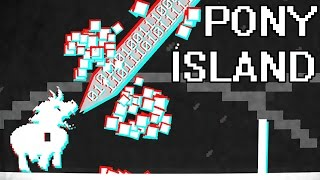 IMMA FIRIN MAH LAZER!! | Pony Island   Part 1